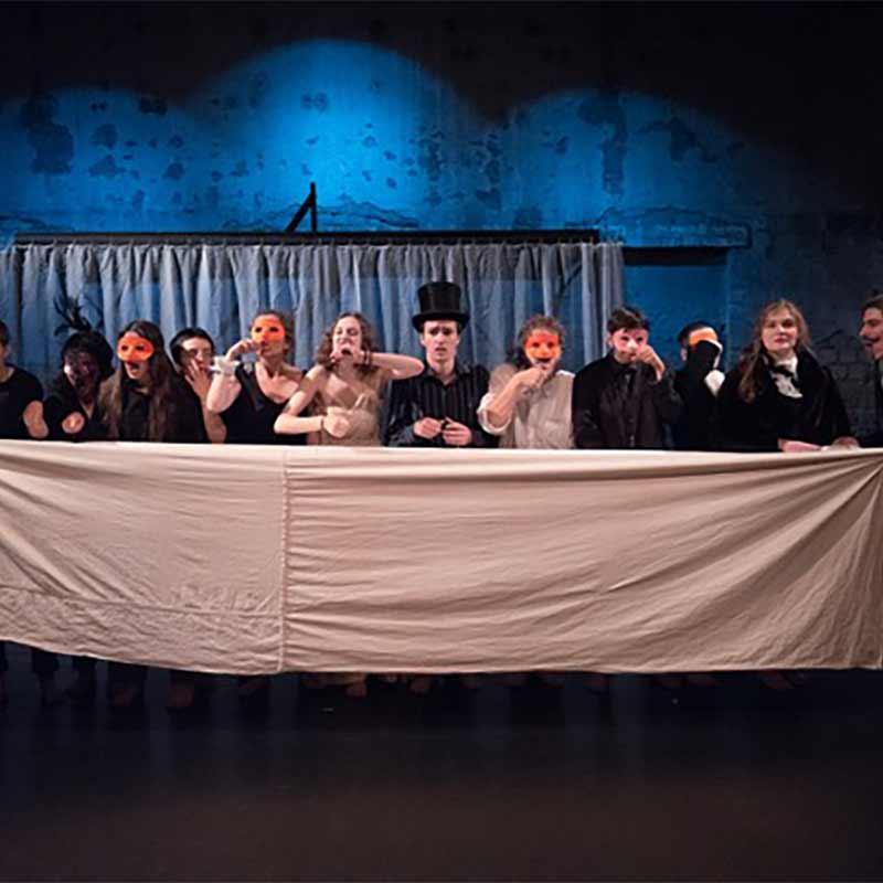 Théâtre inter-générationnel – Michele Millner