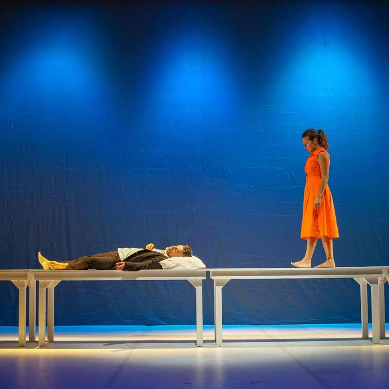 L'invisible chemin – Sarah Marcuse