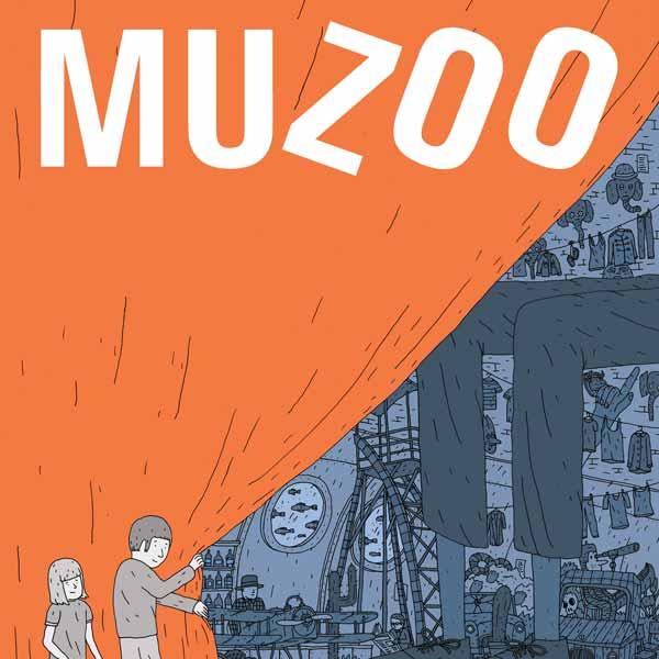Muzoo – La collection du Théâtre du Loup