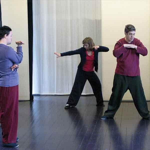 Faites du Théâtre! Stage Mouvements, contes pour jeunes et adultes