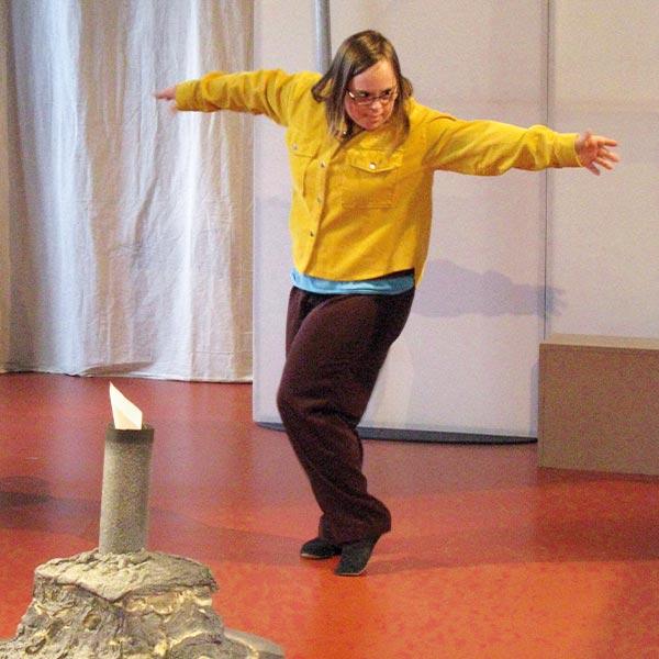 Faites du Théâtre! Stage Mouvements, contes pour enfants et jeunes